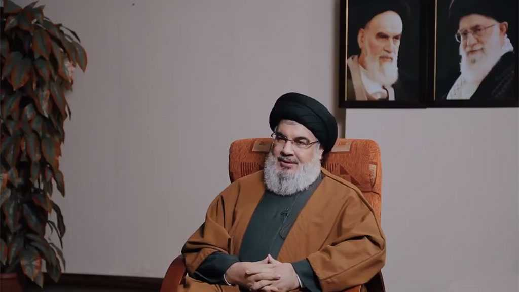 "Sayed Nasrallah:"" Israel "" suffers from serious flaws that will cause its disappearance"