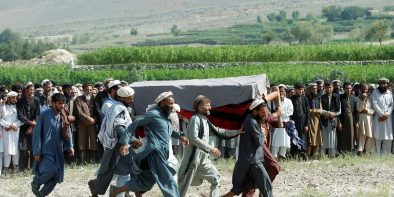 Afghanistan: yet another bloody US burr strengthens rallying of people to the Taliban