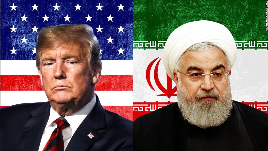 Iran bends Trump